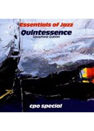 Various Composers - Quintessence - Saxophone Quintet (Music CD)