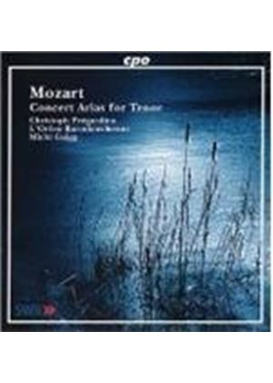 Mozart - CONCERT ARIAS FOR TENOR & ORCHESTRA