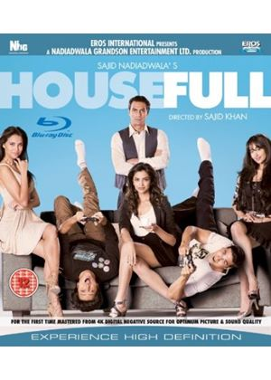 Housefull (Blu-Ray)