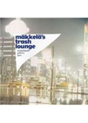 Maekkelae's Trash Lounge - Angelgold Pike's Jaw (Music CD)