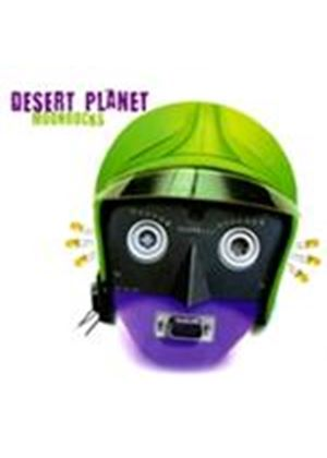 Desert Planet - Moonrocks (Music CD)