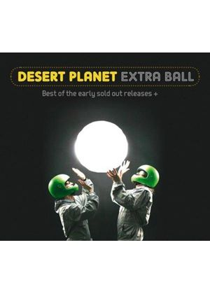 Desert Planet - Extra Ball (Music CD)