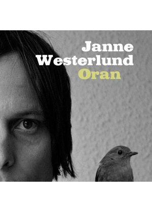 Janne Westerlund - Oran (Music CD)