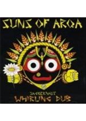 Suns Of Arqa - Jaggernaut (Music CD)
