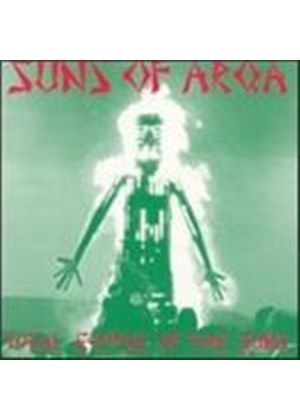 Suns Of Arqa - Total Eclipse Of The Suns Remixes 1979-1995 (Music CD)