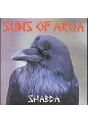 Suns Of Arqa - Shabda (Music CD)