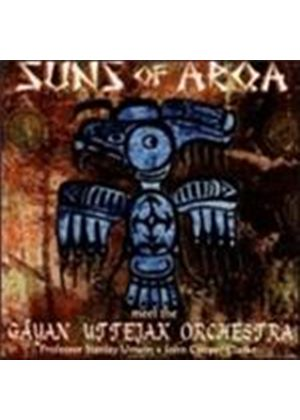 Suns Of Arqa - Meet The Gayan Uttejak Orchestra (Music CD)