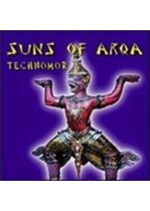 Suns Of Arqa - Technomor (Music CD)