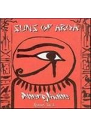 Suns Of Arqa - Aberglaube (Music CD)