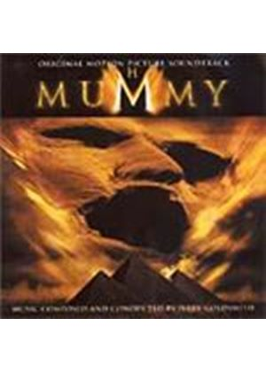 Original Soundtrack - The Mummy (Jerry Goldsmith) (Music CD)