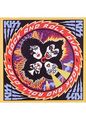 Kiss - Rock 'n' Roll Over [Remastered]
