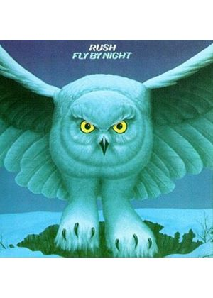Rush - Fly By Night (Music CD)