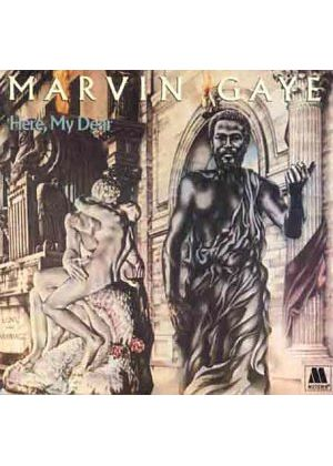 Marvin Gaye - Here My Dear (Music CD)