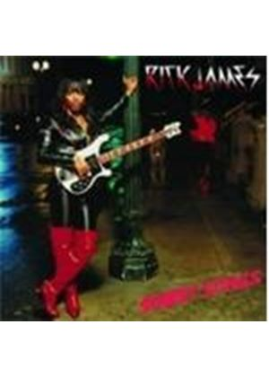Rick James - Street Songs [Remastered]