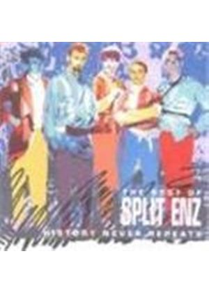 Split Enz - History Never Repeats (The Best Of Split Enz)