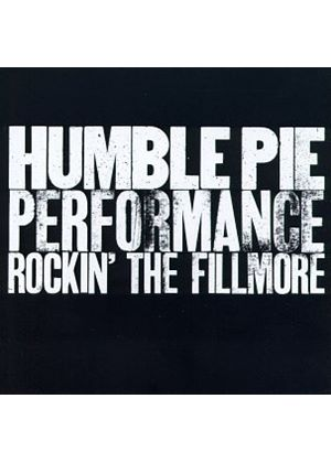 Humble Pie - Rockin The Fillmore (Music CD)