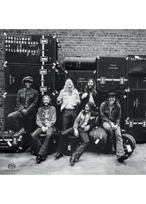 The Allman Brothers Band - At Fillmore East [SACD/CD Hybrid] [US Import]