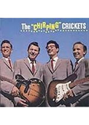 Buddy Holly & The Crickets - The Chirping Crickets (Music CD)