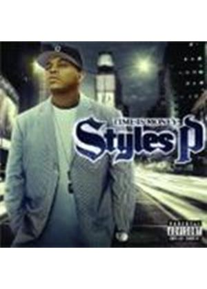 Styles P - Time Is Money [PA]
