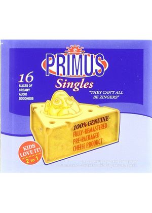 Primus - They Can't All Be Zingers (Primus Singles/16 Slices Of Creamy Audio Goodness)