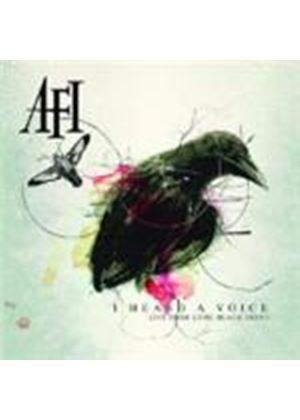 AFI - I Heard A Voice: Live From Long Beach Arena