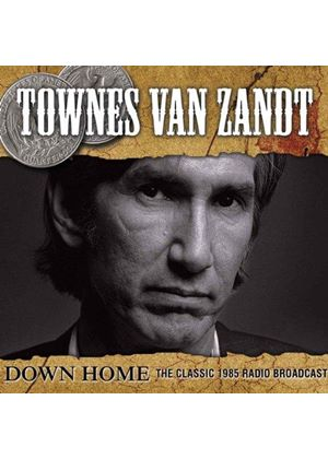Townes Van Zandt - Down Home (Music CD)