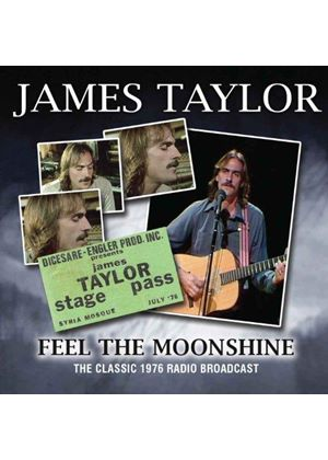 James Taylor - Feel The Moonshine (Live) (Music CD)