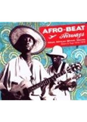 Various Artists - Afro Beat Airways (West African Shock Waves Ghana & Togo 1972-1978) (Music CD)