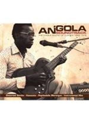 Various Artists - Angola - Special Sounds From Luanda 1965-1978 (Music CD)