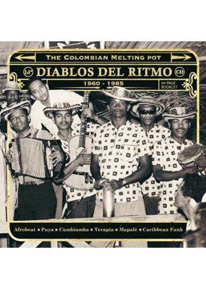 Various Artists - Diablos del Ritmo (The Colombian Melting Pot 1960-1985) (Music CD)