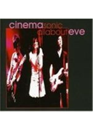 All About Eve - Cinema Sonic (Music Cd)