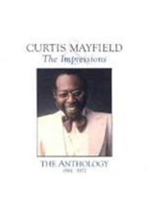 Curtis Mayfield - The Anthology: 1961-1977 (Music CD)
