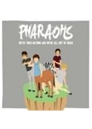 Pharaohs - Squashed Against My Wall (Music CD)