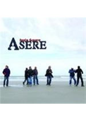 Asere - Junio Groove (Music CD)