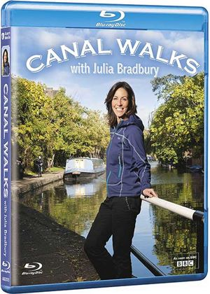 Julia Bradbury's Canal Walks (Blu-ray)