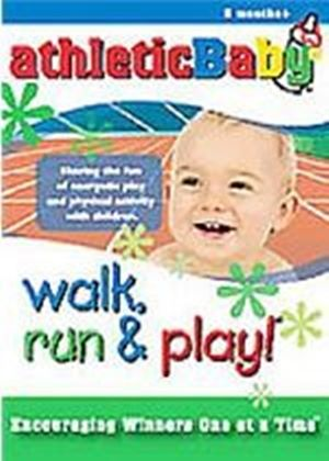 Athletic Baby - Walk, Run And Play!