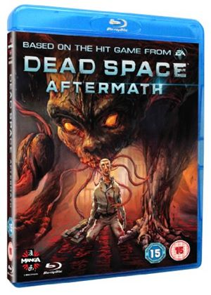 Dead Space - Aftermath (Blu-ray)