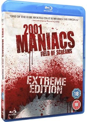 2001 Maniacs: Field Of Screams (2009) (Blu-ray)
