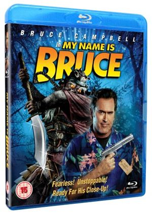 My Name Is Bruce (Blu-Ray)