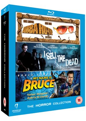 Horror Collection (Bubba Ho-tep / My Name Is Bruce / I Sell The Dead) (Blu-Ray)
