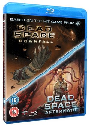 Dead Space - Downfall / Aftermath (Blu-Ray)
