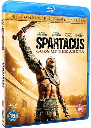 Spartacus - Gods Of The Arena (Blu-Ray)