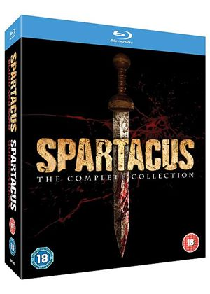 Spartacus - Blood And Sand / Gods Of The Arena (Blu-Ray)