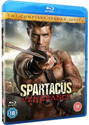 Spartacus - Vengeance (Blu-ray)