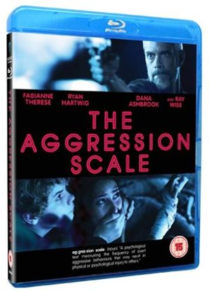 The Aggression Scale (Blu-Ray)