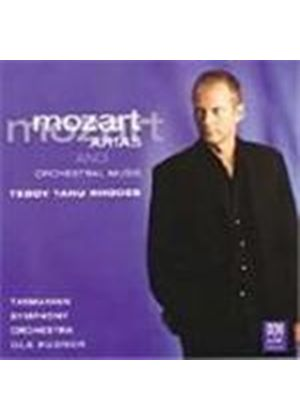 Mozart: Operatic Arias and Orchestral Works