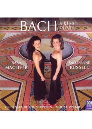 Bach: Arias and Duets