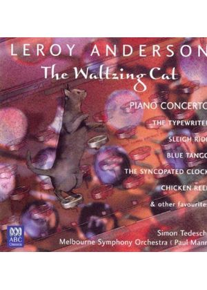 ANDERSON - WALTZING CAT