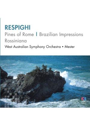 Respighi: Pines of Rome (Music CD)