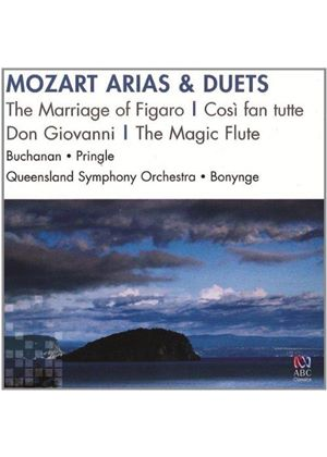 Mozart: Arias & Duets (Music CD)